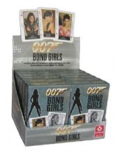 Bond Girls Playing Cards